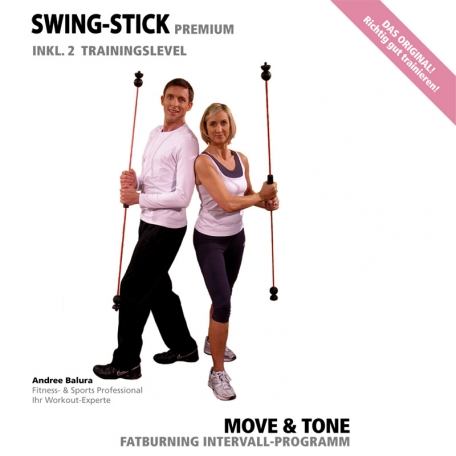 Trainings DVD Move & Tone 33 Min.
